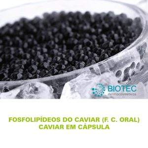 Fosfolipídeos do Caviar (Oral)