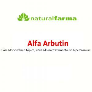 Alfa Arbutin