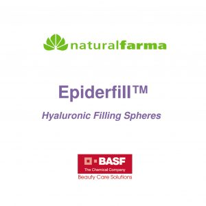 Epiderfill (hyaluronic filling spheres)
