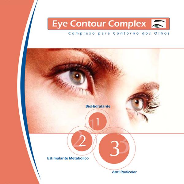 Eye contour complex